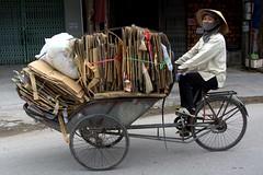Vietnam Bike collection 4 (alain.diguet) Tags: vietnam color portrait human bike vélo landscape people gens alaindiguet street nikon nikond700
