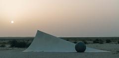 Zubara Fort, Qatar (ReinierVanOorsouw) Tags: sonya7r sony middleeast middenoosten reizen travelling doha sonya7rii a7r a7rii reiniervanoorsouw reisfotografie reiniernothere reis reinierishere katar دولة قطر citytrip city citylife الدوحة катар 卡塔尔