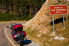 PUERTO DE LAS PORTILLAS (DOCESMAN) Tags: moto bike motor motorcycle motorrad motorcykel moottoripyörä motorkerékpár motocykel mototsikl honda nt700v ntv700 deauville docesman danidoces españa spain palencia leon