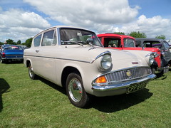 Ford Anglia CPP848F_8333 (pjlcsmith2) Tags: sheerness sheppey sevc swalevehicleenthusiastsclub ford anglia 105e cpp848f