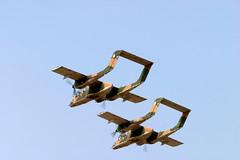 RThaiAF_OV10C_4110441120_001 (PvG - Aviation Photography) Tags: aviation aircraft military thailand rthaaf