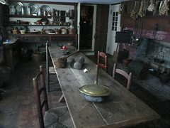 Old Ordinary Kitchen in Winter (Old Derby) Tags: kitchen winter hearth bedwarmer oldordinary pewter
