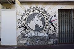 Club des mamans Licornes (HBA_JIJO) Tags: streetart urban graffiti vitry vitrysurseine art france hbajijo wall mur painting peinture murale paris94 spray mural bombing urbain