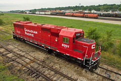 CP 6301 (Trainboy03) Tags: canadian pacific cp 6301 silvis illinois il