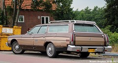 Ford LTD Country Squire 1973 (XBXG) Tags: 20ya68 ford ltd country squire 1973 fordltd v8 stationcar stationwagen station wagon break kombi estate aalsmeerderdijk oude meer oudemeer nederland holland netherlands paysbas vintage old classic american car auto automobile voiture ancienne américaine us usa vehicle outdoor