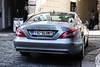 Czech Rep. Individual - Mercedes-Benz CLS 350 CDI C218 (PrincepsLS) Tags: czech republic individual license plates 11cslon1 prague spotting mercedesbenz cls 350 cdi c218