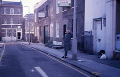 London 1987 (My Best Images) Tags: london street england uk 1987 epson perfection v600 epsonperfectionv600 alleyway backstreet