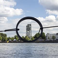 Door Een Ringetje (R. Engelsman) Tags: hef dehef brug bridge rotterdam rotjeknor 010 netherlands nederland nl