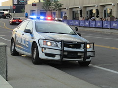 Detroit Police (Evan Manley) Tags: detroit police chevycaprice gm