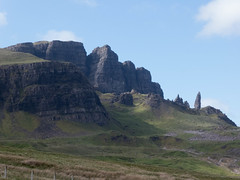 Ols Man of Storr Skye (petrova fossil :)) Tags: skye scotland old man storr