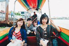 _MG_1251 (WayChen_C) Tags: thailand bangkok chaophrayariver river boat yuting nin ประเทศไทย บางกอก กรุงเทพมหานคร แม่น้ำเจ้าพระยา 泰國 曼谷 昭披耶河 湄南河 畢業旅行 thaigraduationtrip