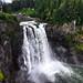 Twin Peaks Falling (HDR)