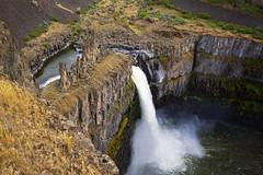 Palouse Falls (Jared Wilson) Tags: palouse falls state park washington waterfall river cathedral rocks