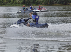 Llano Jet Ski Racing 3 (Largeguy1) Tags: approved action water landscape canon 5dsr tamron 150 600mm lens