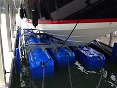 HydroHoist 10000UL2 - 32000UL2 Boat Lifts