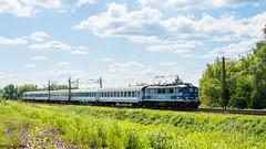 EP07-401 (Adam Okuń) Tags: ep07 poland trains tlk pkp