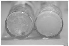 20170710-002 (Aaron Cat) Tags: bottle aaronhsu canon eos 5d markiii canoneos5dmarkiii canonef100mmf28macrousm macro macrodreams macromondays bottomup salt blackandwhite bw