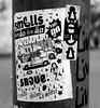 stickers in bangkok (wojofoto) Tags: bangkok thailand streetart stickers stickerart sticker wojofoto wolfgangjosten wojo smells sadue