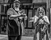 Chestnut Street, 2017 (Alan Barr) Tags: philadelphia 2017 chestnutstreet independenceday parade street sp streetphotography streetphoto blackandwhite bw blackwhite mono monochrome candid people city urban panasonic lumix gx8