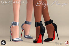 Eliza Pumps (Ashleey Andrew) Tags: garbaggio secondlife second life virtual world fashion apparel accessories footwear shoes original mesh