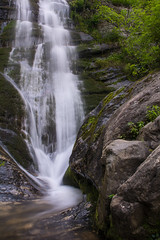Toms Creek Falls (CordsImages) Tags: elements waterfall water tomscreek falls cascade pisgahnationalforest creek stream refreshing rocks rock moss cool mist nc marion northcarolina d7100