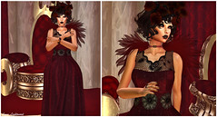 Finally Found Myself Fighting For A Chance, This Is Who I Really Am (Hanna Luna Naimarc: MVD♛ 2016 & MVW♛ Chile 20) Tags: darkromance swank event goth romantic vipscreations yeux ipnails almamakeup fashion style alternative queen gothic vampire