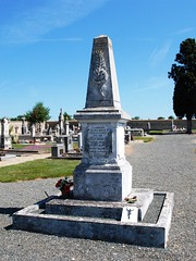 79-Luché sur Brioux* (jefrpy) Tags: guerrede1418 warmemorial ww1 poitou psaget 79deuxsevres france monumentauxmorts