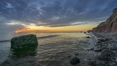 Ahrenshoop Sunset (stefanfricke) Tags: ahrenshoop sunset sun ostsee balticsea prerow sony ilce6000 a6000 sel1018