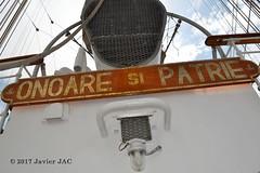 El Velero Rumano Mircea es un velero del tipo barca de tres mástile  (57) (javier_cx9aaw) Tags: elero rumano mircea