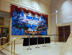 Entertainment, Smurfs, Banner