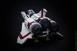 LEGO Colonial Viper MkII