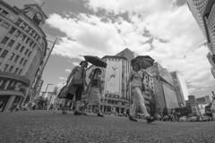 THIS IS JAPAN (ajpscs) Tags: ajpscs japan nippon 日本 japanese 東京 tokyo city people ニコン nikon d750 tokyostreetphotography streetphotography street 2017 shitamachi monochromatic grayscale monokuro blackwhite blkwht bw blancoynegro strangers ginza blackandwhite monochrome urban othersideoftokyo walksoflife 白&黒 streetoftokyo thisisjapan