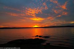 JordanLake+1_8845_TCW (nickp_63) Tags: sunset jordan lake apex north carolina recreation area state park nc sky water platinumheartaward