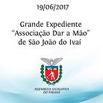 Grande Expediente - Associação Dar a Mão 19/06/2017