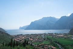 Lake Garda (mao832) Tags: d5500 nikon verde green natura nature paesaggio landscape acqua water varone italia trentino veneto garda lago lake