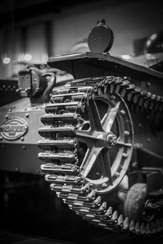 Chenillette - Invalides WW2