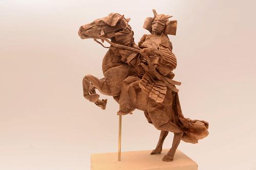 Tsuwamono (kei Watanabe) Tags: origami