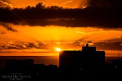 Puesta de sol - Viña del Mar