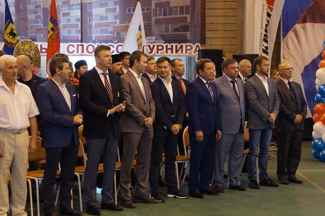 ВСызрани прошли состязания поспортивной гимнастике напризы Алексея Немова