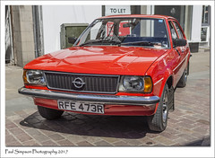 Opel Ascona 1.6 (1976) (Paul Simpson Photography) Tags: gainsborough lincolnshire opelascona16 opel german clasiccar transport paulsimpsonphotography imagesof imageof photoof photosof sonya77 transportshow 1970s 1976 carsfromthe1970s oldcars westlindsey carphotography carphotos