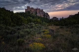 Crepúsculo en el castillo (Castle twilight)