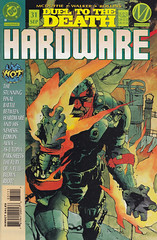 Hardware 31 (micky the pixel) Tags: comics comic heft dc milestone robertjwalker hardware curtismetcalf