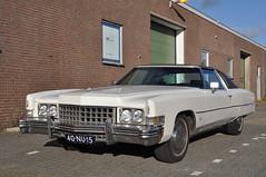 1972 Cadillac Eldorado Coupe (Vinylone AFS) Tags: 1972 cadillac eldorado coupe