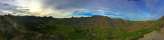 Makoshika (ekelly80) Tags: montana makoshikastatepark june2017 summer roadtrip keisgoesusa badlands glendive geology scenery hike trail rocks colors layers rockformations mountains hills panorama view light sunset sun sky eveninglight goldenhour