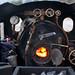 Sede ATAF Minusio: Locomotiva miniatura