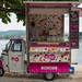 Yo Bar Frozen Yogurt Food Truck, Luzerner Fest (Lucerne City Celebration) 2017
