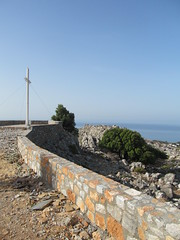 The cross (pefkosmad) Tags: pefkos pefki pefkoi rhodes rodos dodecanese hellas greece greekislands griechenland church chapel profitisilias greekorthodox greekorthodoxchurch holiday vacation vacances placeofworship hallowedground holy christianity