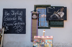 Tulbagh Winter in July 2017 19 (WITHIN the FRAME Photography(5 Million views tha) Tags: signs art festival cultural display tulbagh western cape southafrica travels tourism street window light fuji xt1