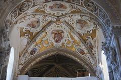Nave ceiling (Badly Drawn Dad) Tags: geo:lat=3803977867 geo:lon=1402368158 geotagged ita italy sicily cefalù byzantine cathedral chiesa duomodicefalù foundedin1131 norman