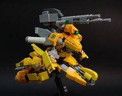 hbstriker07 (chubbybots) Tags: lego mech